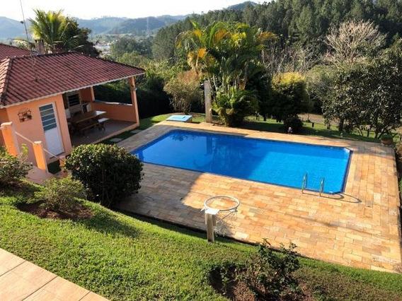 C-2485 Linda Casa Térrea Em Codomínio De Alto Padrão Em Guararema - Sp - 2474