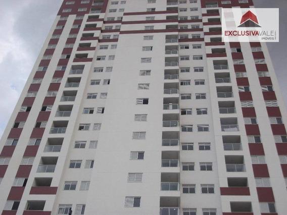 Apartamento Com 2 Dormitórios, 1 Suíte E 1 Vaga No Jardim Oriente - Ap0578