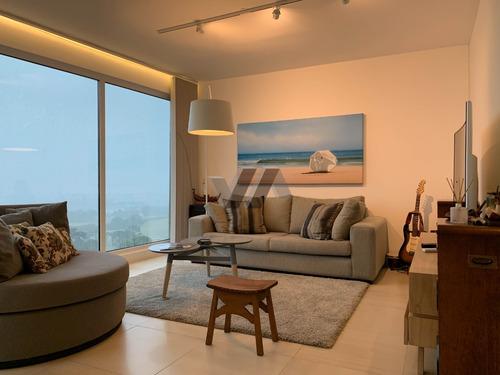 Impecable Departamento De 3 Amb. Vista Mar. Playa Grande.