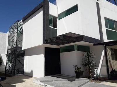 Rento Casa Zona Zavaleta Y Recta A Cholula.