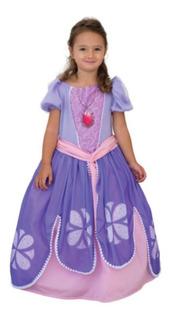 Princesa Sofia Disfraz Nt Original Dramatizacion Edu Full
