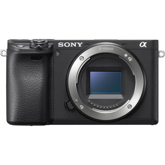 Câmera Sony Alpha A6400 - 4k - Corpo - Loja Platinum