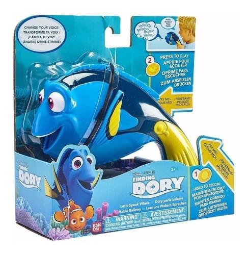 Buscando A Dory Graba Tu Voz Y Habla Original