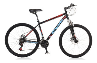 Bicicleta Walher Kuwara Rodado 26 T/t B83889 24 Velocidades