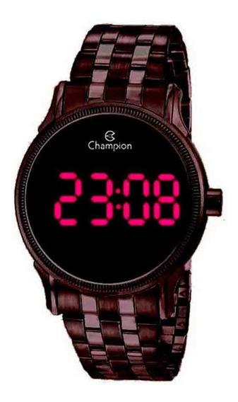 Relógio Pulso Feminino Champion Digital Ch48028d