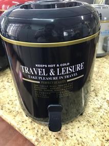 Garrafa Térmica Inox Com Torneira 5,8 Litros