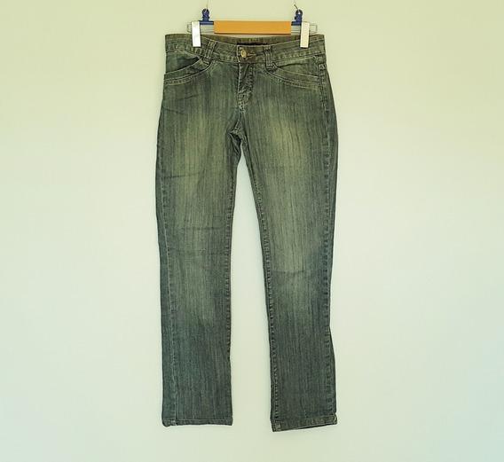 Calça Jeans Feminina Zara Original P/pp Medidas No Anúncio