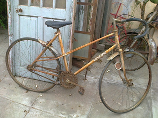 Bicicleta Antigüa Dama