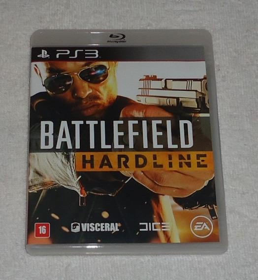 Battlefield Hardline Ps3 Português ** Leia