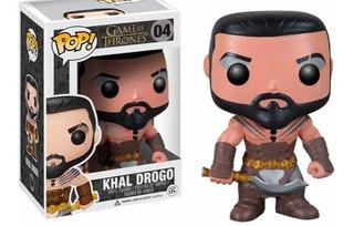 Funko Pop Khal Drogo Got