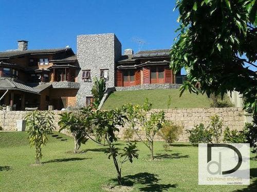 Casa Com 3 Dormitórios, 639 M² - Venda Por R$ 3.700.000,00 Ou Aluguel Por R$ 15.000,00/mês - Condomínio Marambaia - Vinhedo/sp - Ca1622
