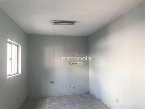 Imagem 1 de 9 de Sala Para Alugar, 25 M² Por R$ 1.500,00/mês - Santo Antônio - São Caetano Do Sul/sp - Sa0931