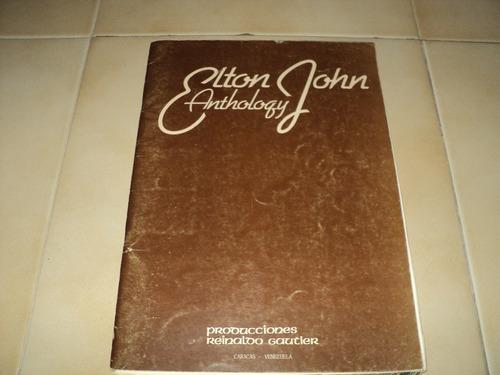 Libro De Partituras Para Piano Guitarra Y Voz De Elton John Mercado Libre