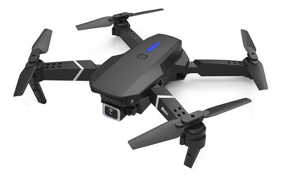 Ls-e525 Wifi Dobrável Rc Drone Quadcopter 4k