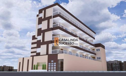 Apartamento Com 2 Dormitórios À Venda, 35 M² Por R$ 189.000,00 - Artur Alvim - São Paulo/sp - Ap6256