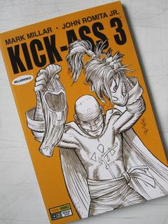 Kick-ass 3, Comic Tpb, Panini