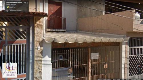 Sobrado Com 2 Dormitórios À Venda, 130 M² Por R$ 500.000,00 - Cipava - Osasco/sp - So0253
