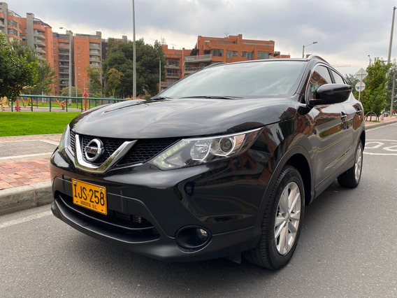 Nissan Qashqai Advance Aut. 4x2 Impecable!!