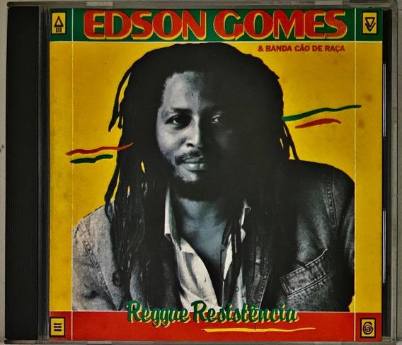 Cd Edson Gomes & Banda Cao Raça Reggae Resistencia Içõesc8