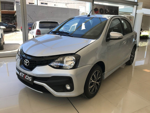 Toyota Etios 1.5 Xls At Hb