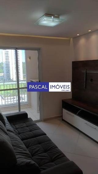 Apartamento 03 Dormitorios 02 Vagas Interlagos - V-13403