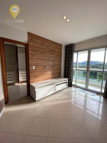 Imagem 1 de 20 de Apartamento 2 Quartos Sendo 2 Suítes Em Jardim Da Penha / Mata Da Praia - Ap0579