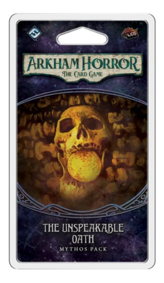 Arkham Horror Lcg Ciclo The Path Of Carcosa Mythos Pack