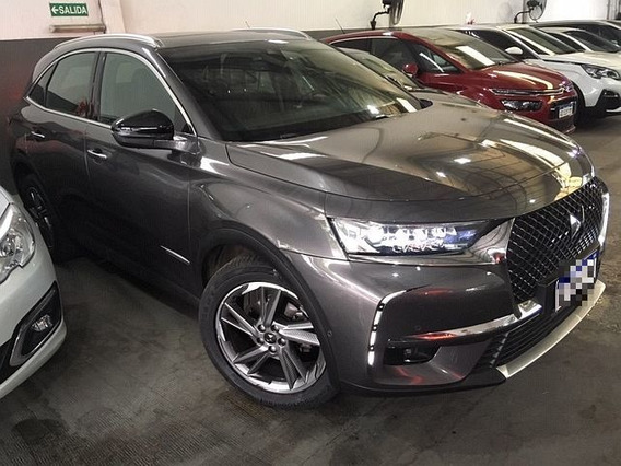Citroen Ds7 Crossback So Chic Hdi 2.0 Tiptronic 8va Año 2019