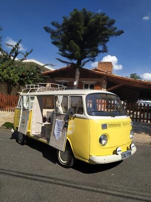 Kombi Antiga T1 T2 Bus Corujinha Jarrinha Vw Split Camper