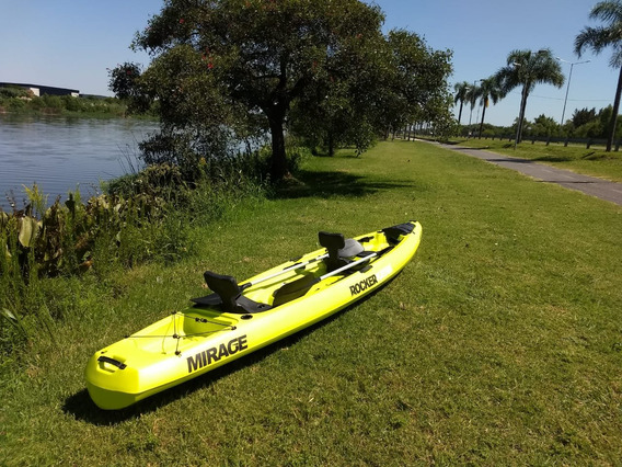 Kayak Rocker Mirage Excelentes!!