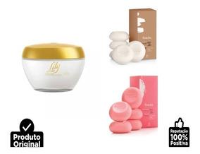 Oferta Hidratante Lily Acetinado + Sabonetes Tododia