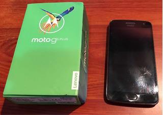 Moto G 5 Plus 32gb Con Detalle