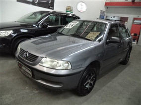 Volkswagen Gol City 1.0 Flex 8v 4pts 2005 - Mp3 + Rodas + Cd