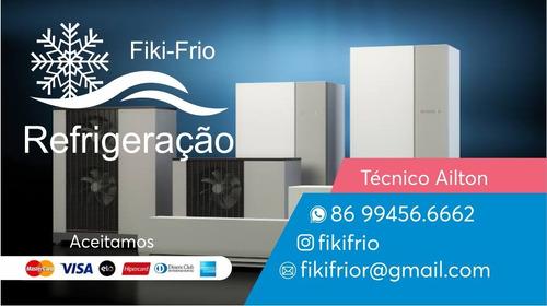 Imagem 1 de 5 de Fikifrio Refrigeração E Climatização