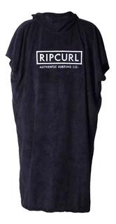 Poncho Rip Curl Toalha Surf Rip Curl Roupão Surf Rip Curl