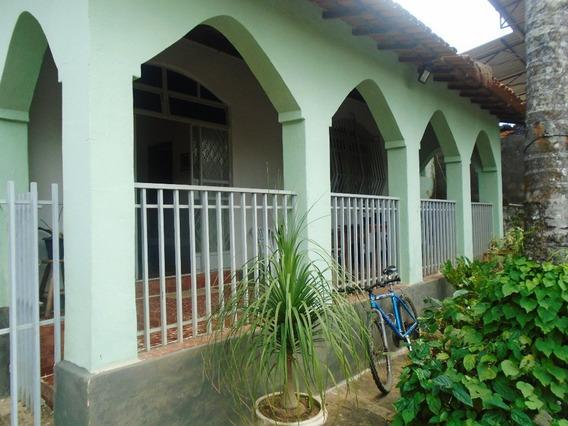 Casa Com 3 Quartos Para Comprar No Rasa Em Ponte Nova/mg - 4380
