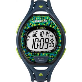 73f479a8d9ee Reloj Timex Ironman Azul - Relojes en Mercado Libre México