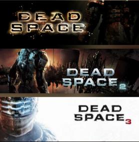 Coleção Dead Space 1 / Dead Space 2 / Dead Space 3 Ps3 Psn