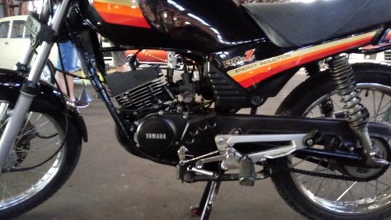 Yamaha Rdz 125