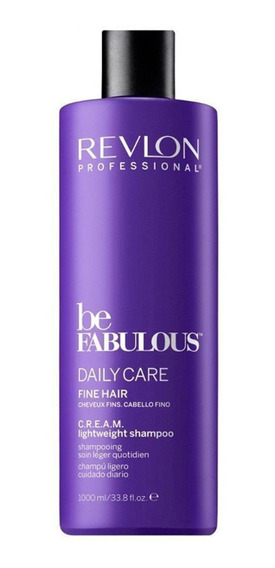 Shampoo Be Fabulous Fine Hair Lightweight Revlon 1l
