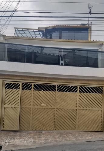 Casa Térrea Para Alugar Com 2 Dormitórios Por R$ 7.000,00 Jardim Rosa De França - Guarulhos/sp - 18828