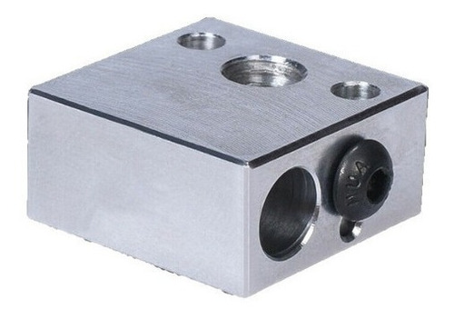 Imagem 1 de 2 de Bloco Aquecedor Para Impressora 3d Creality Cr-10