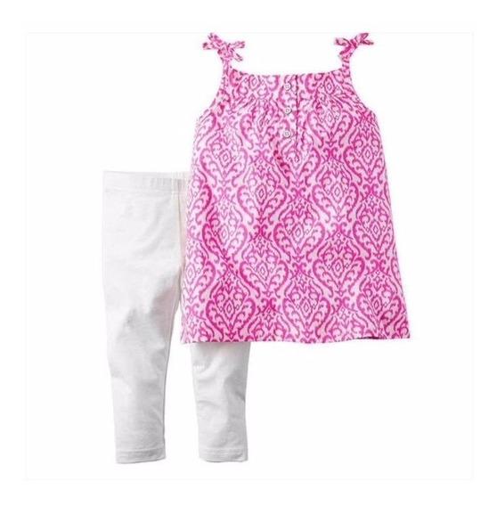 Conjunto Carters Talla 3 Y 4 Años Blusa Pantalon