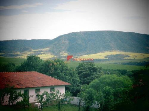 Chácara Residencial À Venda, Serra Verde, São Pedro. - Ch0047