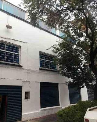 Edificio En Renta, Cuauhtémoc, Ciudad De México
