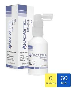 Minoxidil 5% - 6 Meses Envío Gratis