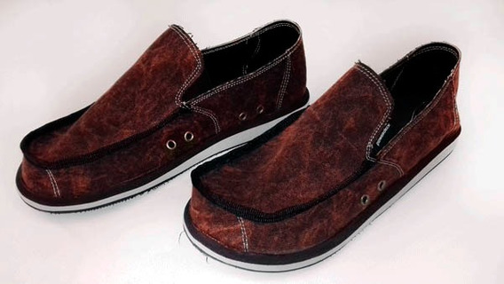 Calzado Zapatillas Panchas Super Comodas Powerdeck Big Foot