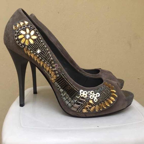 Zapatos De Pedrería De Nine West