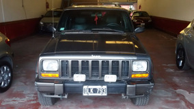 Jeep Cherokee Classic 4x4 Aut. Cuero Muy Buena!
