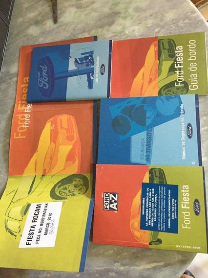 Manual Do Proprietário Ford Fiesta